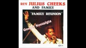 Julius Cheeks - Babylon Is Falling Down